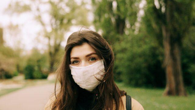 マスク メイク